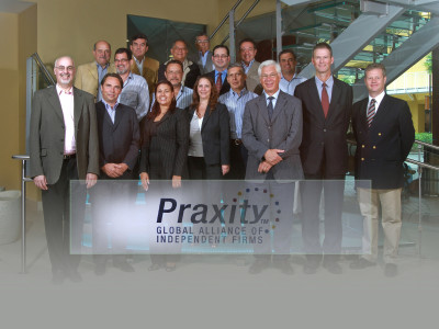 Praxity Latin American and Caribbean Regional Meeting in Curaçao, May 2010